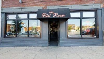 Riot Room 3D Model