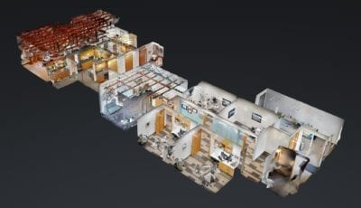 Eyecare Associates of Osawatomie 3D Model