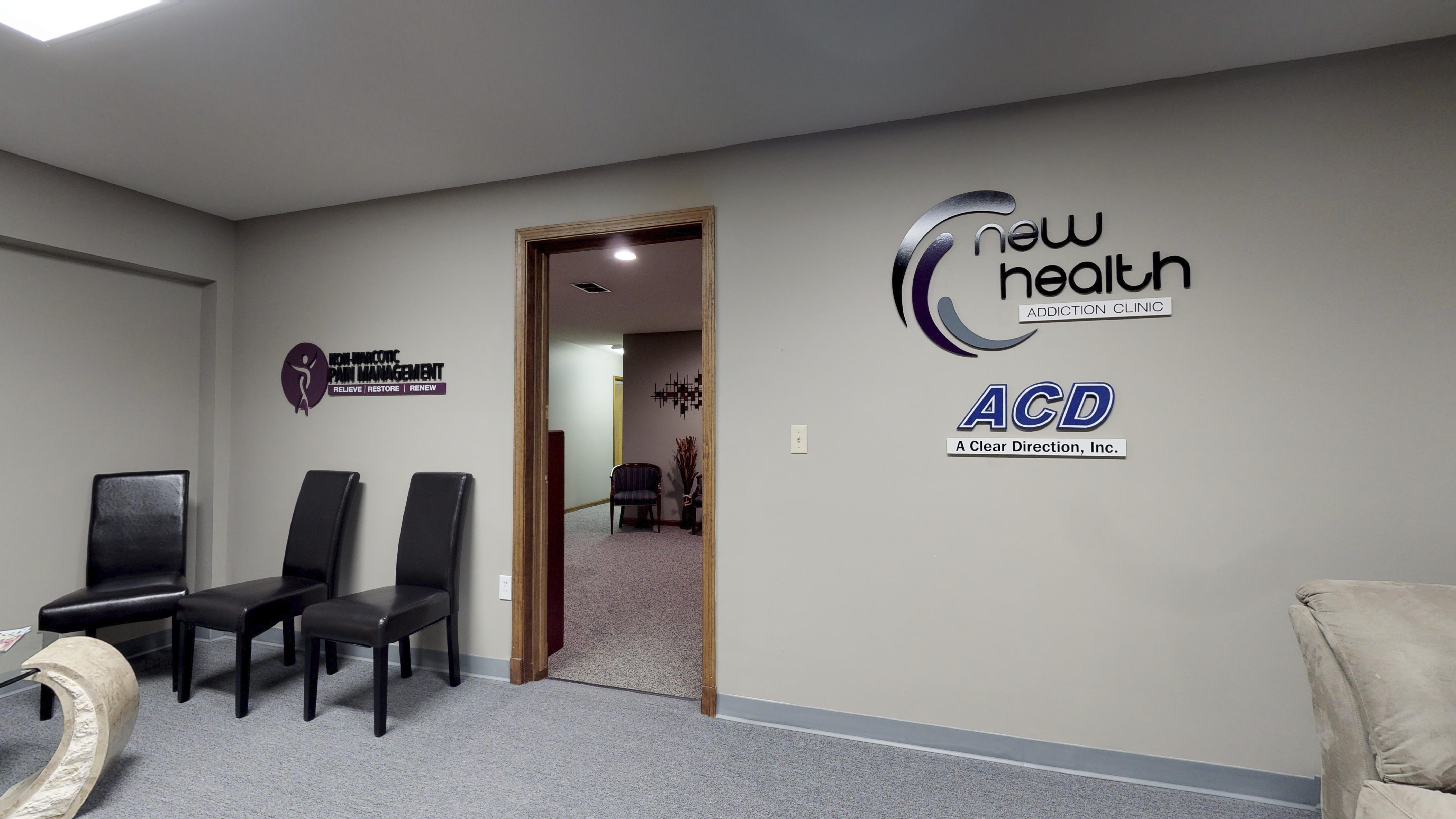 New Health Addiction Clinic | Topeka 3D Model