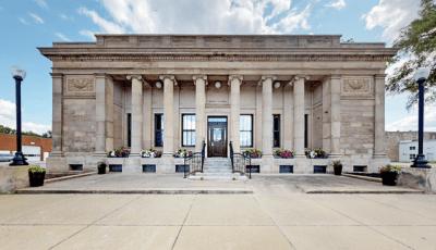 The Historic Post Office   Ottawa Kansas 3D Model