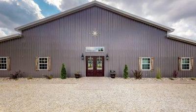 Milestones Barn   Warrensburg, Mo. 3D Model