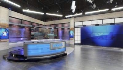 Fox 4 News | Kansas City 3D Model
