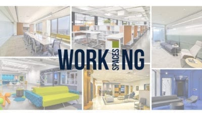 Working Spaces Demo 3D Model